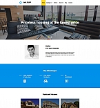 58556 Real Estate, Last Added Moto CMS 3 Templates