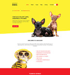 58559 Animals & Pets, Most Popular Joomla Templates