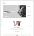 58574 Animals & Pets Website Templates