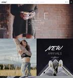 58585 Fashion, Last Added Magento Themes