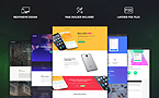 58590 Business Landing Page Templates