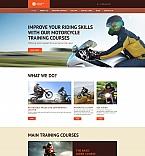 58613 Cars Moto CMS 3 Templates