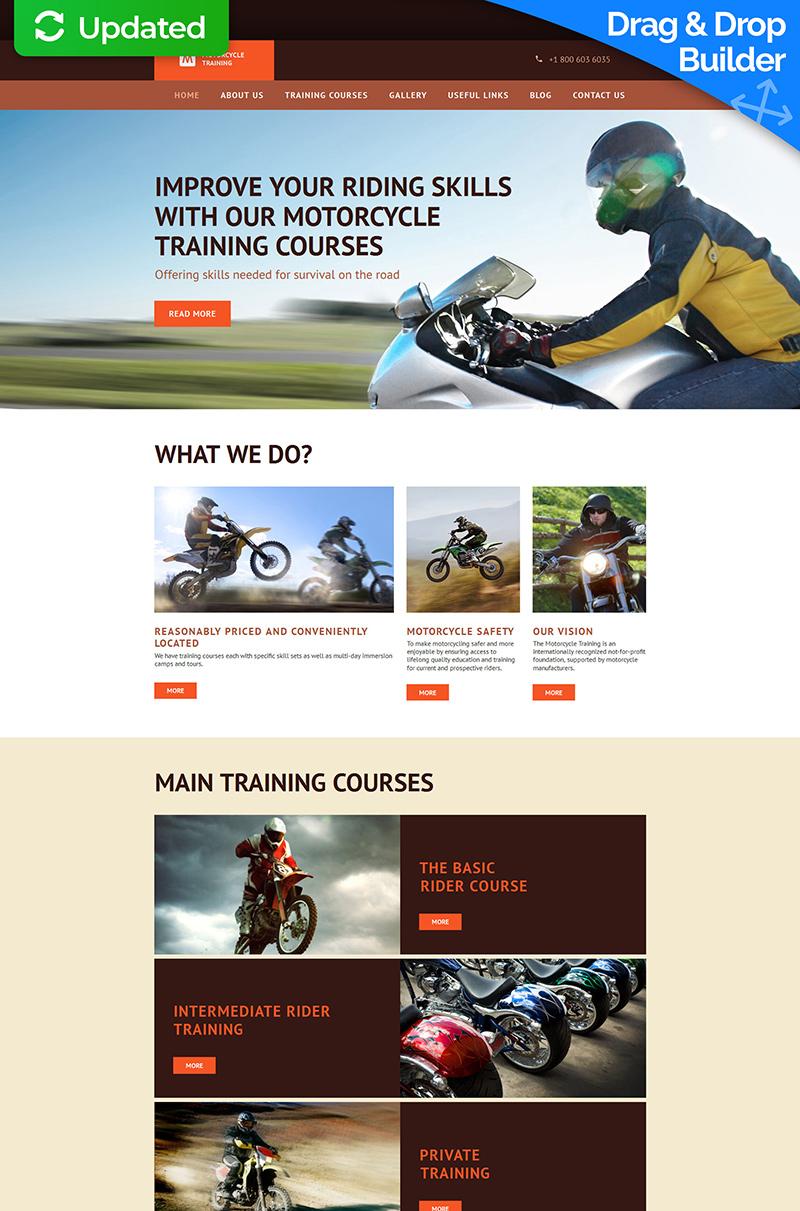 Moto CMS HTML #27833 - template / ready-made design CrowdDoodle.com
