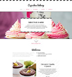 58627 Food & Drink, Most Popular Website Templates