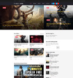 58659 Games, Most Popular WordPress Themes