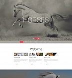 58687 Animals & Pets Moto CMS 3 Templates