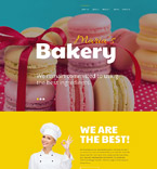58701 Food & Drink Website Templates