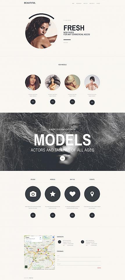 MotoCMS 3 шаблоны