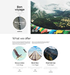 58871 Travel, Most Popular WordPress Themes