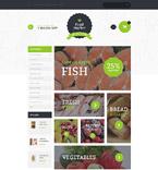 58876 Food & Drink VirtueMart Templates