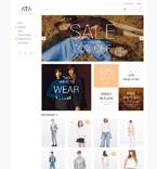 58878 Fashion, Most Popular Magento Themes