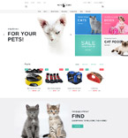 58981 Animals & Pets, Most Popular PrestaShop Themes