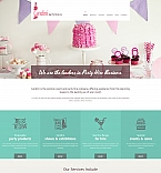59055 Food & Drink Moto CMS 3 Templates
