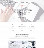 59057 Business Moto CMS 3 Templates