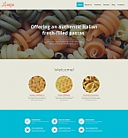 59079 Food & Drink Moto CMS HTML Templates
