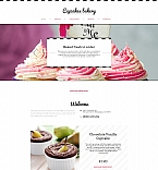59083 Food & Drink Moto CMS HTML Templates