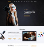 59091 Beauty, Most Popular Website Templates