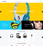 59129 Music OpenCart Templates