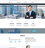 59172 Business, Most Popular Moto CMS 3 Templates