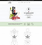 59230 Food & Drink Moto CMS 3 Templates