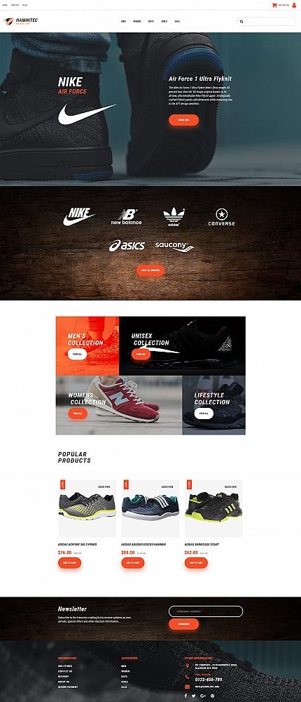 MotoCMS шаблоны для интернет-магазинов