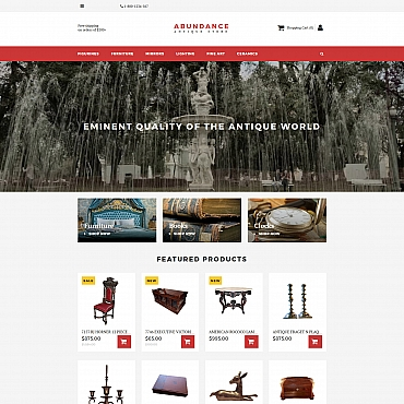 Buy Premium Responsive MotoCMS Ecommerce Templates. Template #59523. ArtelWEB Template Store Online.