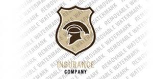 Insurance Logo Template vlogo