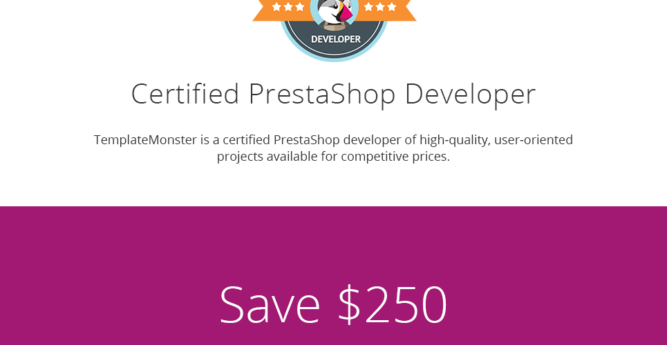 This Responsive Prestashop Theme for Designers and Decorators is designed and developed by qualified professionals