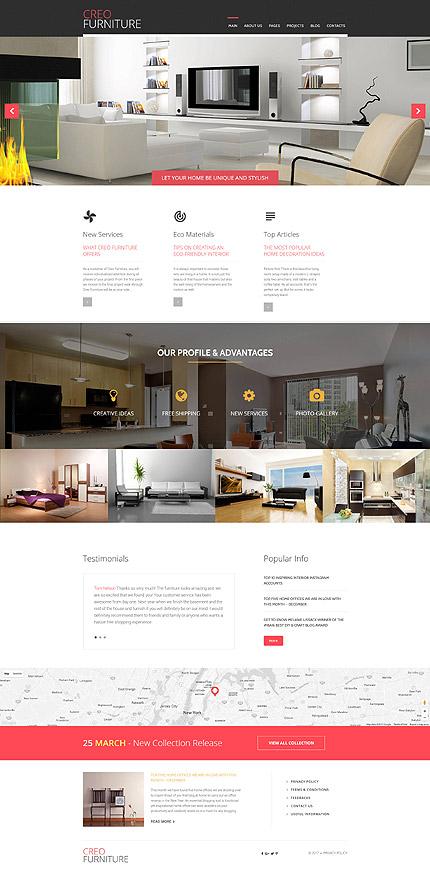 TM 62149: Просмотр главной страницы Joomla