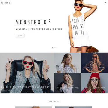 Buy Premium Responsive Website Templates. Template #62273. ArtelWEB Template Store Online.