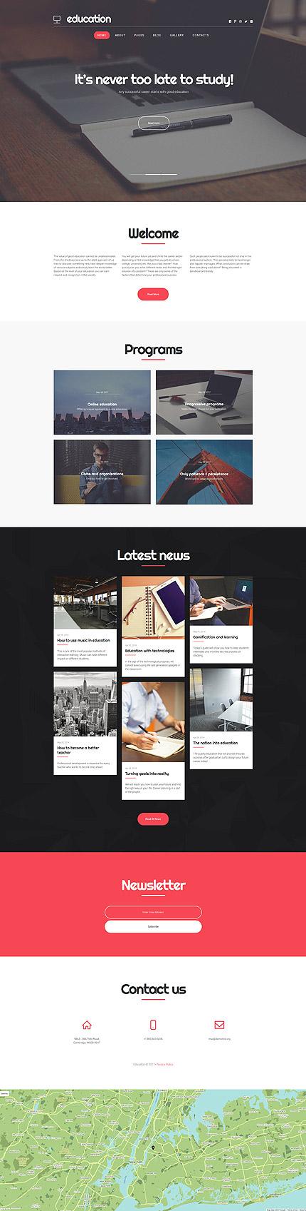 TM 63341: Просмотр главной страницы Joomla
