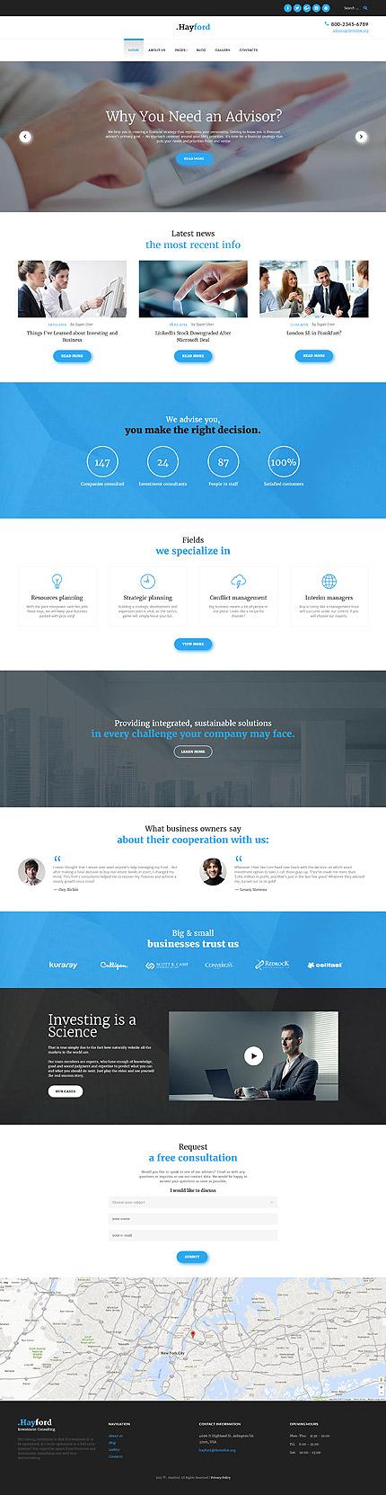 TM 63392: Просмотр главной страницы Joomla