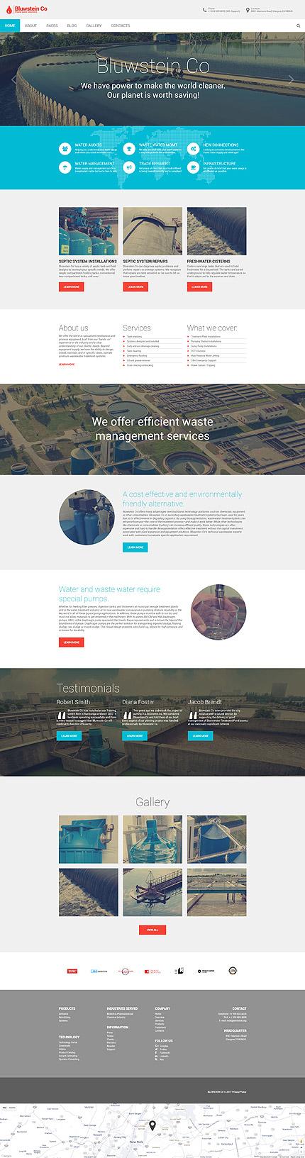 TM 63595: Просмотр главной страницы Joomla