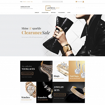 Buy Premium Responsive MotoCMS Ecommerce Templates. Template #63720. ArtelWEB Template Store Online.