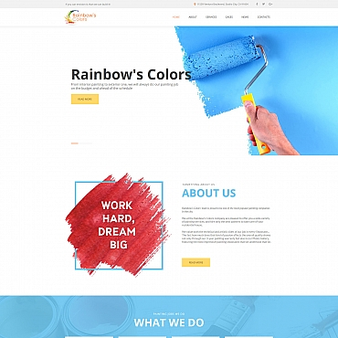 Buy Premium Responsive Moto CMS HTML Templates. Template #64191. ArtelWEB Template Store Online.