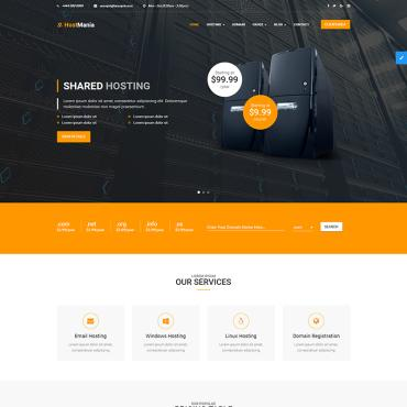 Buy Premium Responsive Website Templates. Template #64623. ArtelWEB Template Store Online.