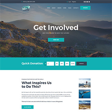 Buy Premium Responsive WordPress Themes. Template #64785. ArtelWEB Template Store Online.