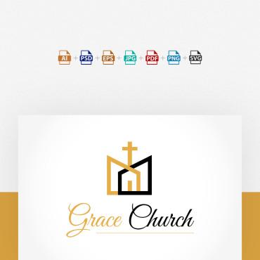 Купить  пофессиональные Шаблоны логотипов. Купить шаблон #64857 и создать сайт.