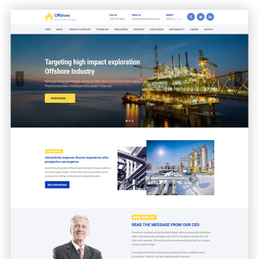 Buy Premium Responsive WordPress Themes. Template #64988. ArtelWEB Template Store Online.