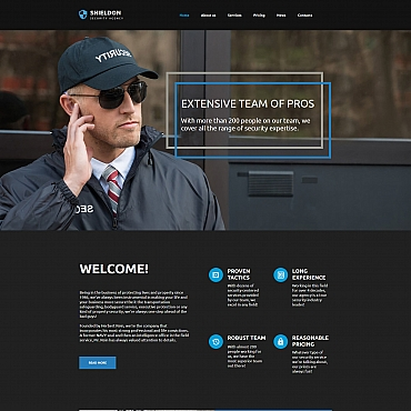 Buy Premium Responsive Moto CMS HTML Templates. Template #65271. ArtelWEB Template Store Online.
