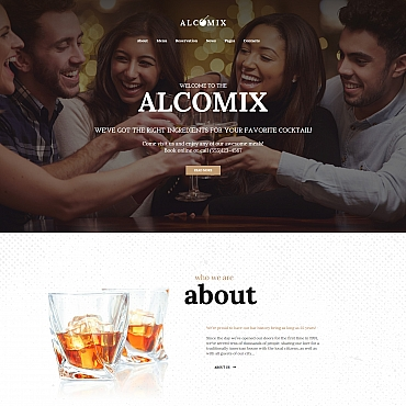 Buy Premium Responsive Moto CMS HTML Templates. Template #65273. ArtelWEB Template Store Online.