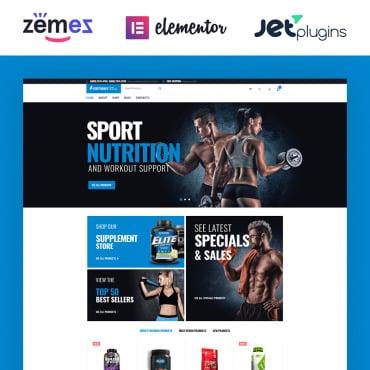 Купить  пофессиональные WooCommerce шаблоны. Купить шаблон #65870 и создать сайт.