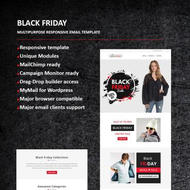 Купить  пофессиональные Email шаблоны. Купить шаблон #65984 и создать сайт.