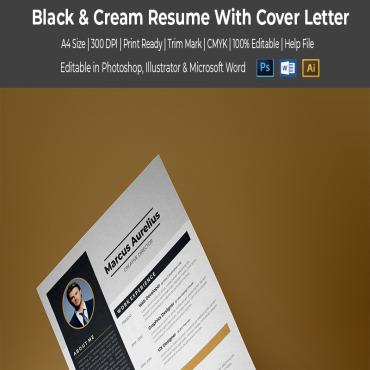 Купить  пофессиональные Resume Templates. Купить шаблон #67034 и создать сайт.