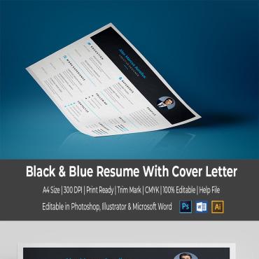 Купить  пофессиональные Resume Templates. Купить шаблон #67057 и создать сайт.