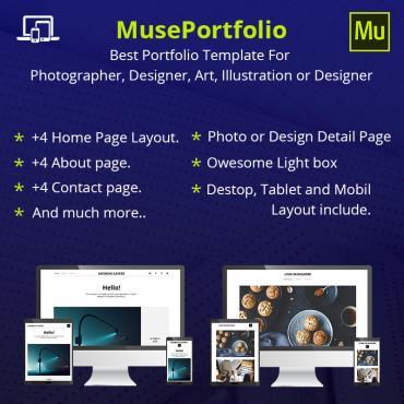 Купить  пофессиональные Muse шаблоны. Купить шаблон #67448 и создать сайт.