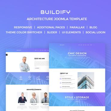 Купить  пофессиональные Joomla шаблоны. Купить шаблон #67717 и создать сайт.