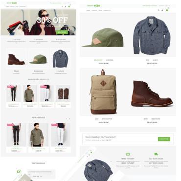 Купить  пофессиональные Shopify шаблоны. Купить шаблон #68152 и создать сайт.