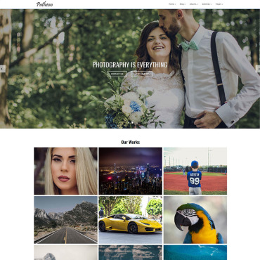 WordPress Template #68542