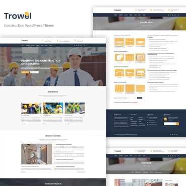 WordPress Template #68545